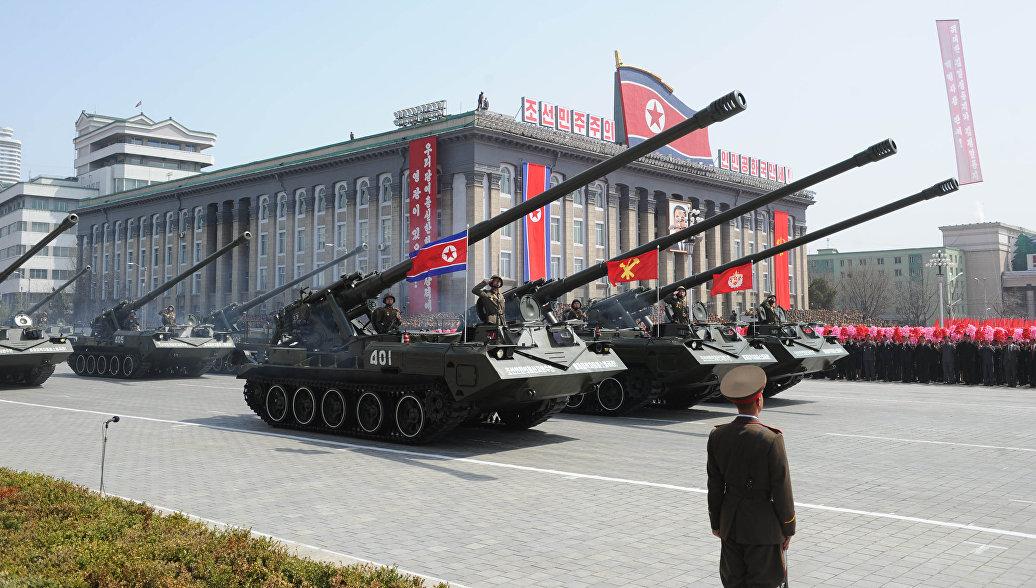 Трамп заявил о возможном «большом конфликте» между КНДР и США