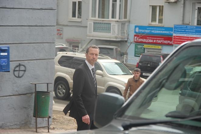 Сергей Иванец все еще неректор ДВФУ иснова под арестом