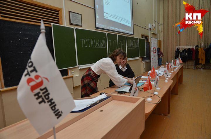 Ижевск— на8 месте всписке голосования застолицу полного диктанта ВИДЕО