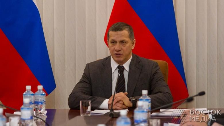 Трутнев поведал о финансовом снабжении соцобъектов вХабаровском крае