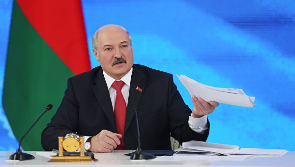 Беларуси  необходимо «вовесь голос» заявить осебе намировой арене— Лукашенко