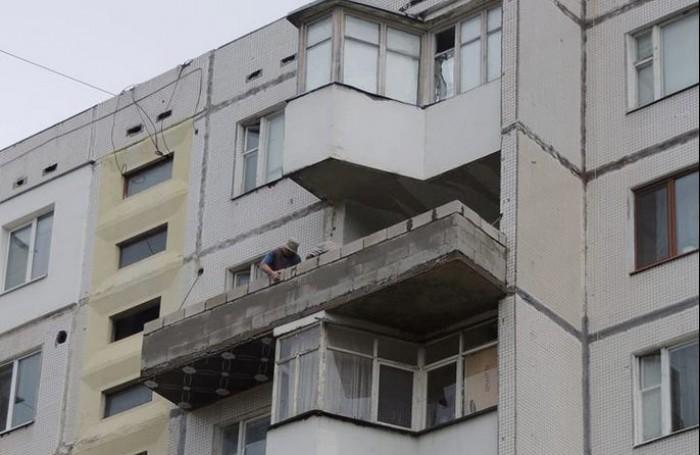 Законность возведения м/к перегородок и проемов в квартирах .