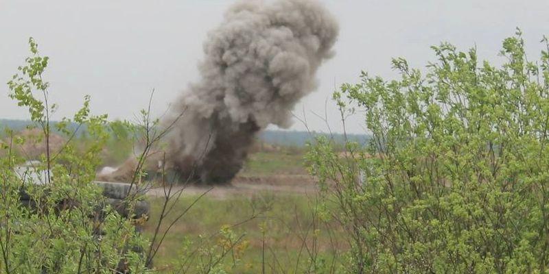 Наполигоне под Ровно подорвались 7 солдат
