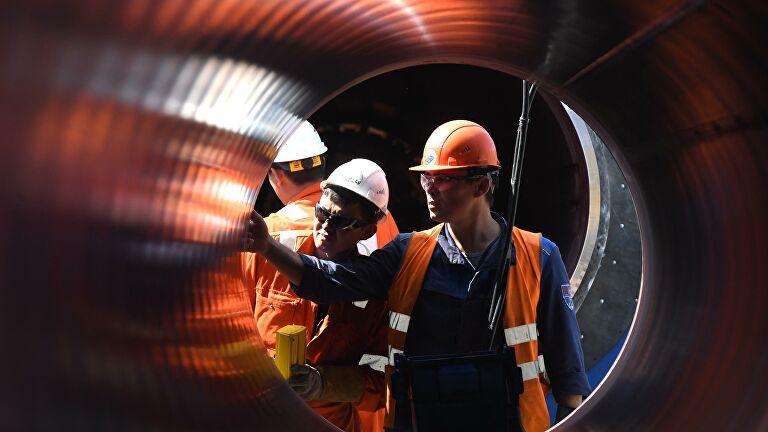 Бундестаг принял проект, защищающий «Северный поток — 2» от директивы ЕС