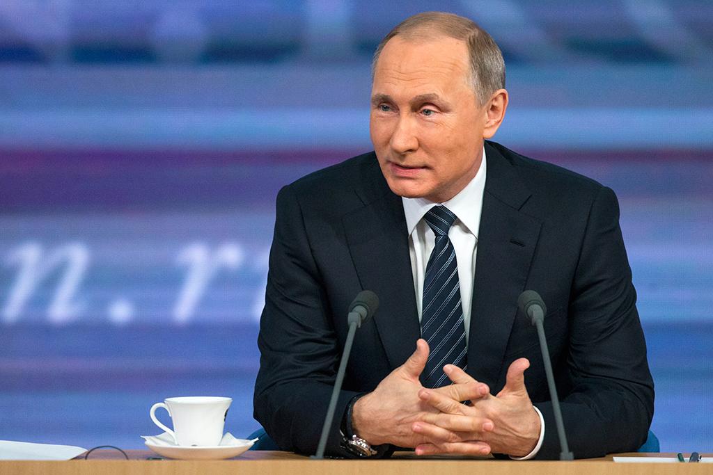 Прямая линия с президентом РФ пройдет сразу после Дня России