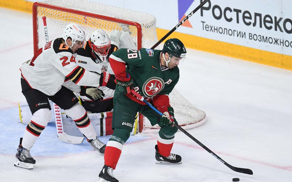 «Автомобилист» заключил контракт с канадcким хоккеистом Кормье