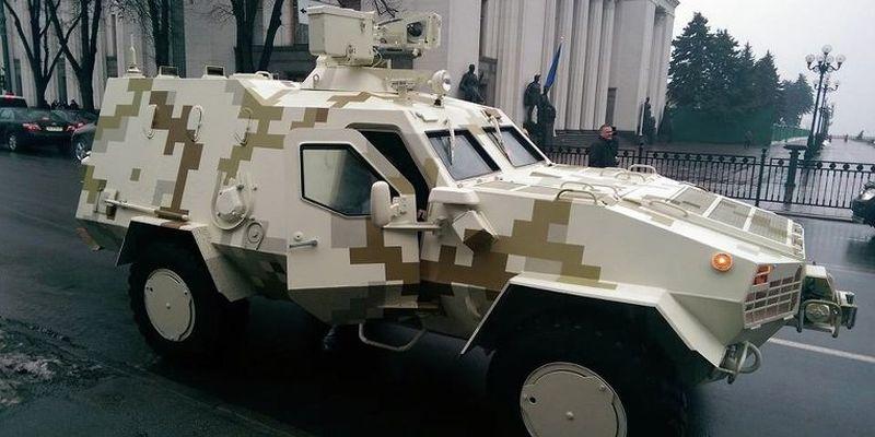 Украинский боевой комплекс «Вий» делает 50 выстрелов засекунду