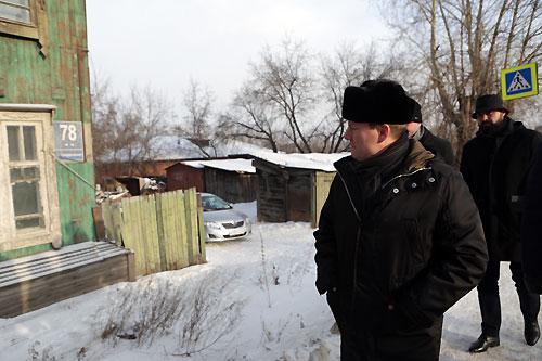 Назначены новые руководителя Советского иОктябрьского районов Красноярска