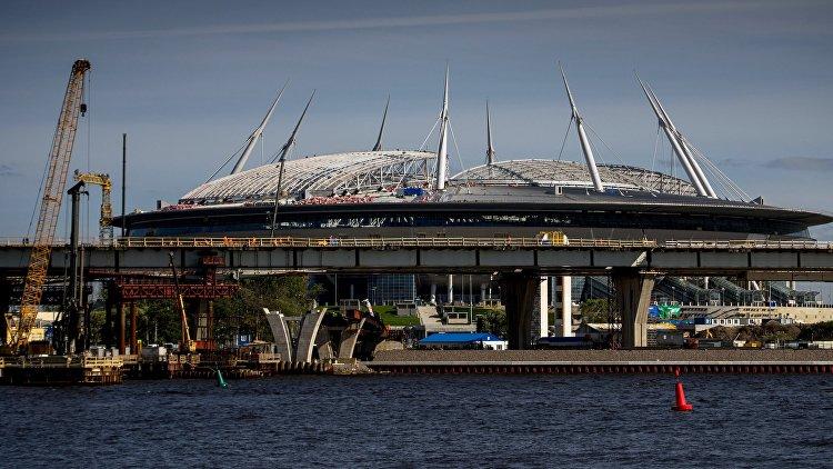 Всередине весны «Урал» сыграет напитерском стадионе, который строили 10 лет
