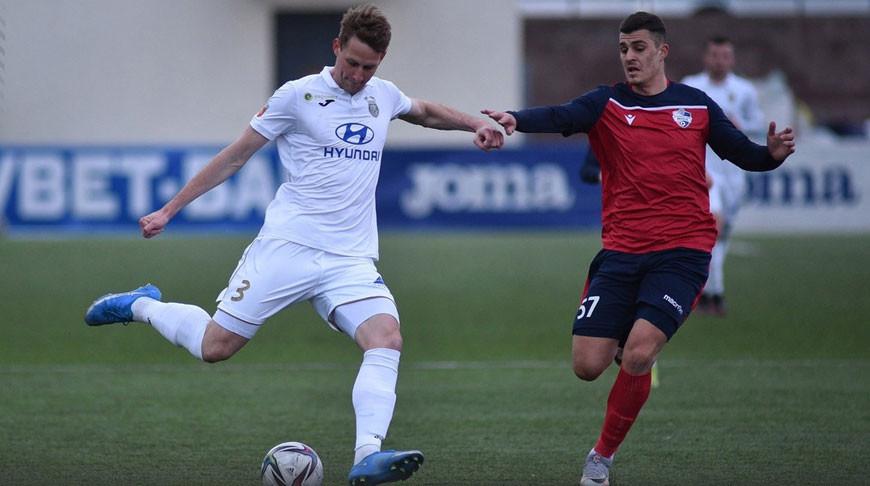 «Ислочь» пробилась в полуфинал Кубка Беларуси по футболу