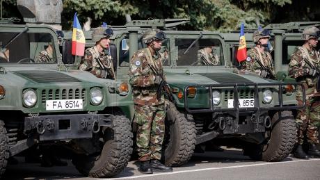 Украинские военные примут участие впараде послучаю независимости Молдовы