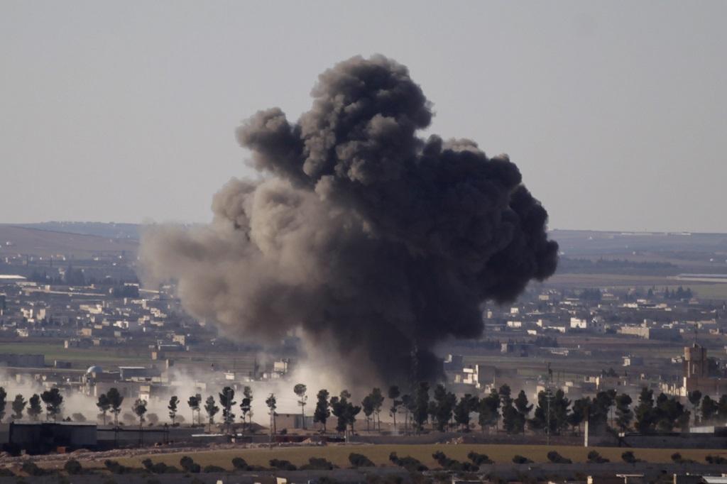 Совместными действиями ВКС России и сирийская армия освободили главный форпост ИГ под Эль-Бабом