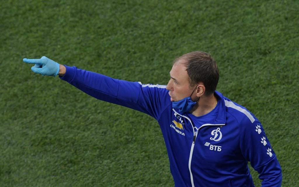 «Динамо» подтвердило уход Новикова. Исполнять обязанности тренера будет Кульчий