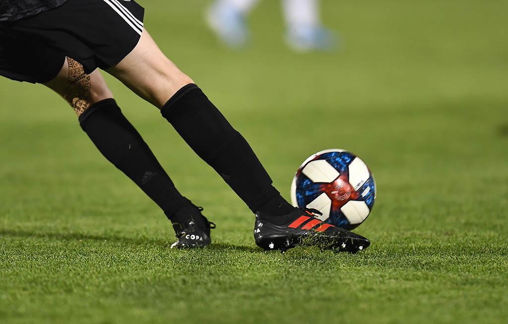 В Доме футбола состоялась жеребьевка предстоящего чемпионата страны в первой лиге.
