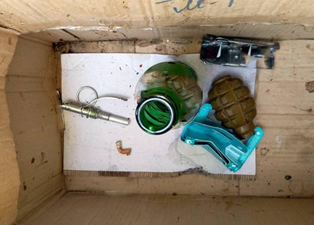 В Киеве на остановке на пл. Шевченко обнаружили гранату