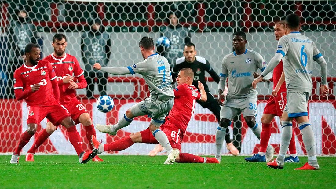 «Локо» большую часть матча оборонялся против команды с 17-го места Бундеслиги. И пропустил