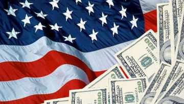 Дефицит счета текущих операций США вырос в I квартале на 10%