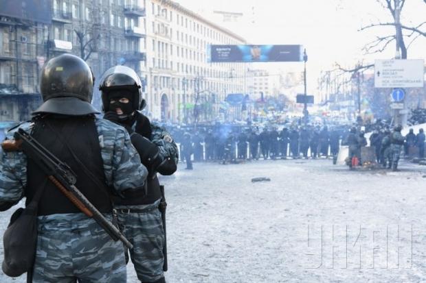 Луценко: Дела вотношении 19 «беркутовцев» уже переданы всуд
