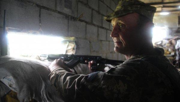 Боевики наДонбассе ездят сфлагами РФ— ОБСЕ