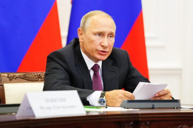 Вдальнейшем полет изКалининграда воВладивосток займет полчаса— Путин