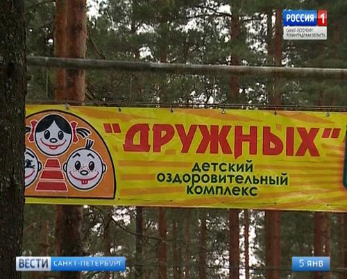 Полтавченко проверил, как отдыхают дети воздоровительном центре «Дружный»
