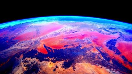 Астронавты обнаружили защитное поле уЗемли