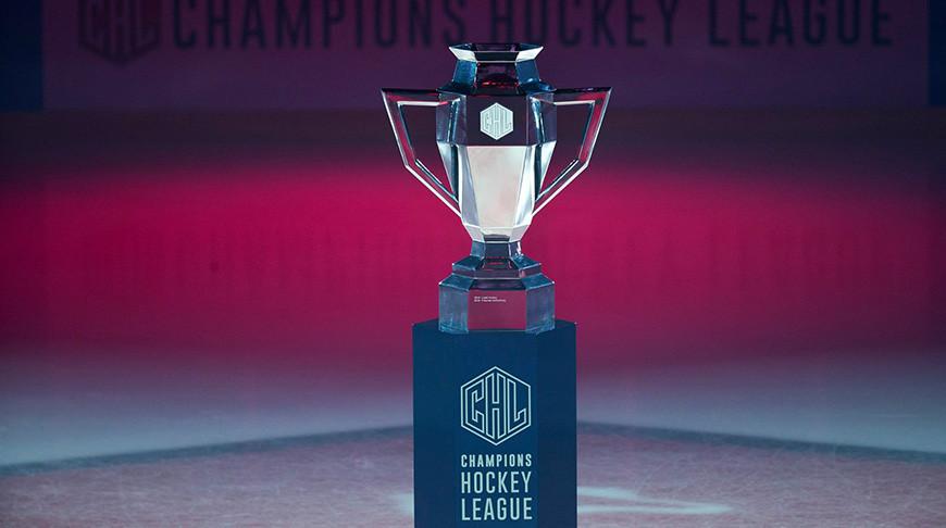 «Юность» прокомментировала исключение из розыгрыша хоккейной Лиги чемпионов