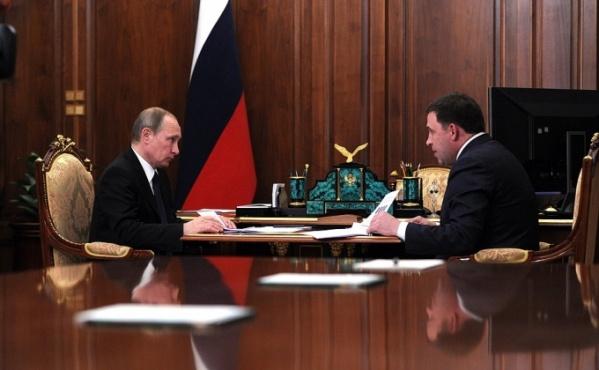 Путин проведет совещание, посвященное подготовке кЧМ