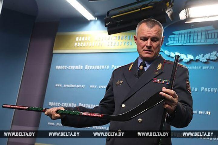 Президент обсудил инцидент смогилевским банком сминистром МВД