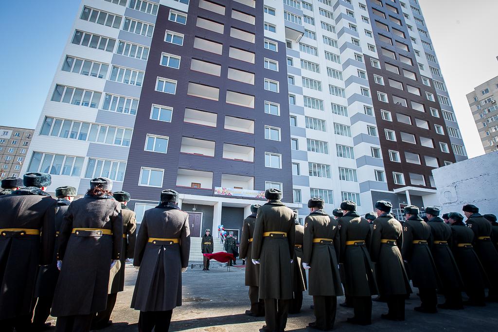 служебное жилье для военнослужащих хацели дапамагчы маци