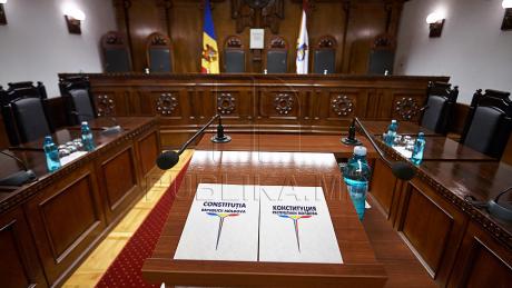 Конституционный суд против референдума обусилении власти Додона