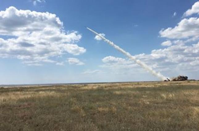 Советник Порошенко похвастался запуском «новой украинской ракеты»