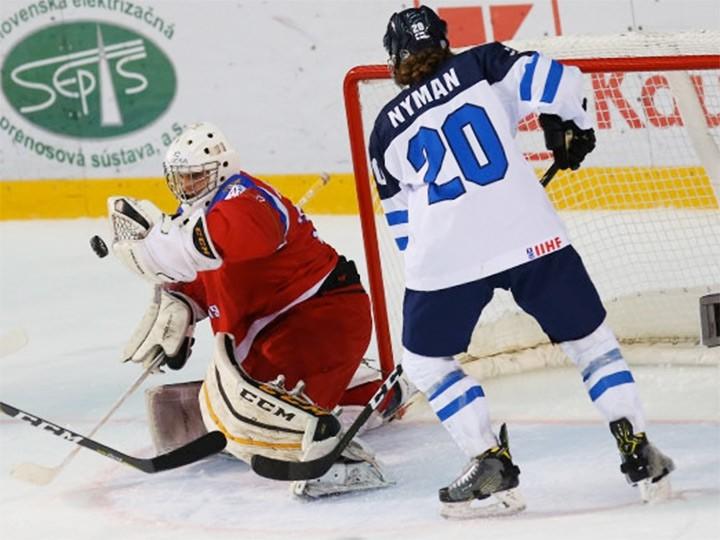 Юниоры Российской Федерации непрошли вполуфинал чемпионата мира