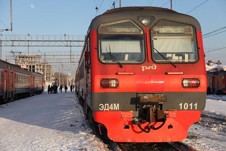 Северный железнодорожный обход Перми построят за15,7 млрд руб.