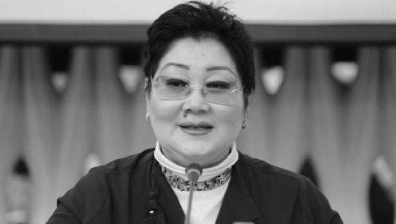 От пневмонии скончалась президент Гражданского альянса Казахстана Салтанат  Рахимбекова - Новости Mail.ru