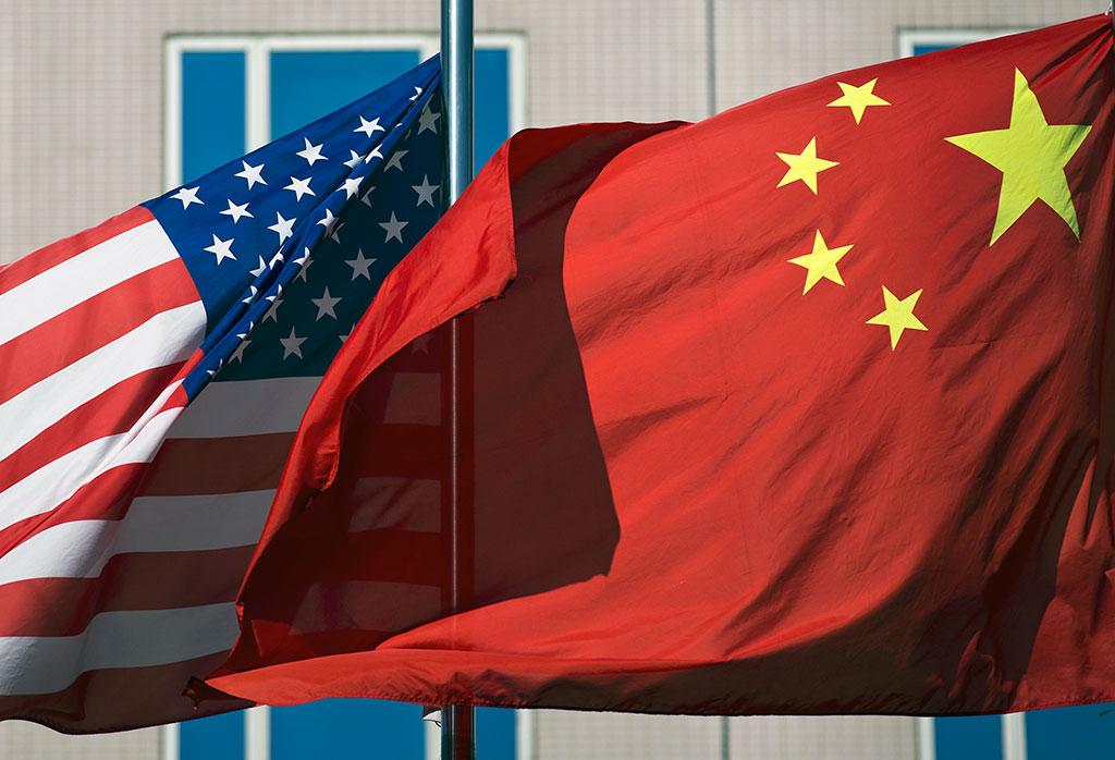 США против КНР