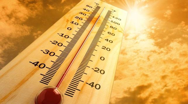 Жара вГреции побила европейский температурный рекорд