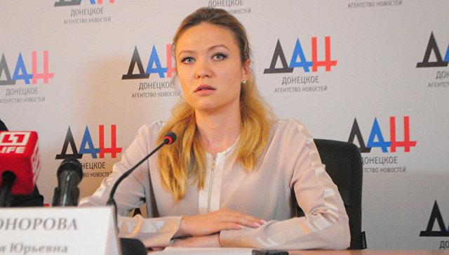 ВДНР сообщили, что готовы обеспечить безопасность навыборах