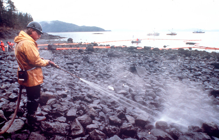 the exxon valdez oil spill essay