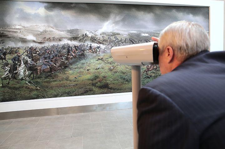 Атаман Платов, Дон и Кутузов: в аэропорту открыли мультимедийную выставку