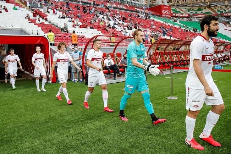 «Спартак» очень доволен календарём РПЛ. Путь к чемпионству открыт?