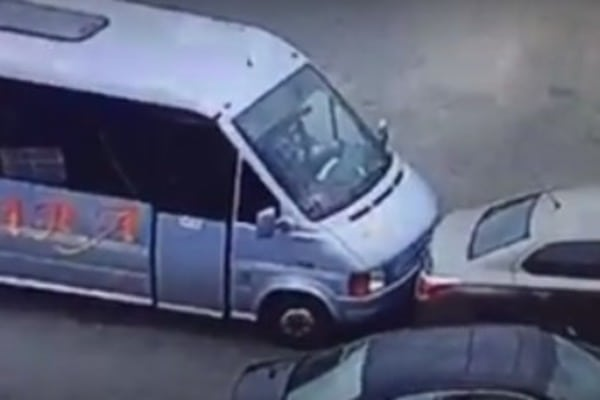 Аваков вручил пистолет шоферу маршрутки— Убийство патрульных
