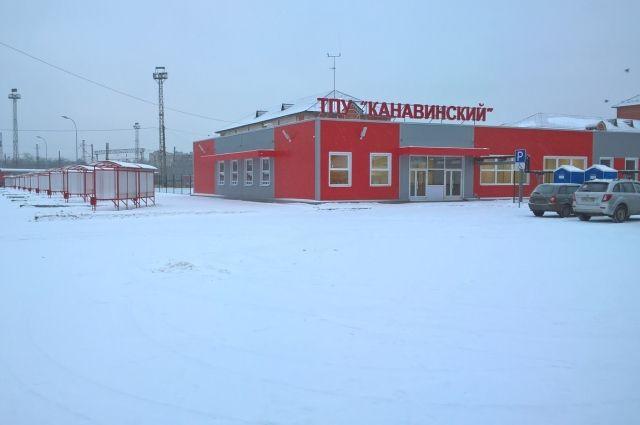 Строительство нового автовокзала заканчивается наМосковском шоссе