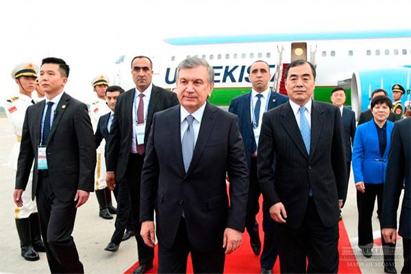 Путин навстрече сМирзиеевым подтвердил планы посетить Узбекистан данной  осенью