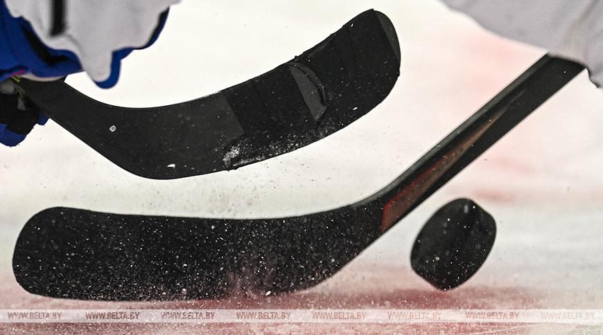 Хоккеисты «Юности» обыграли «Гомель» в третьем матче финальной серии Кубка Президента