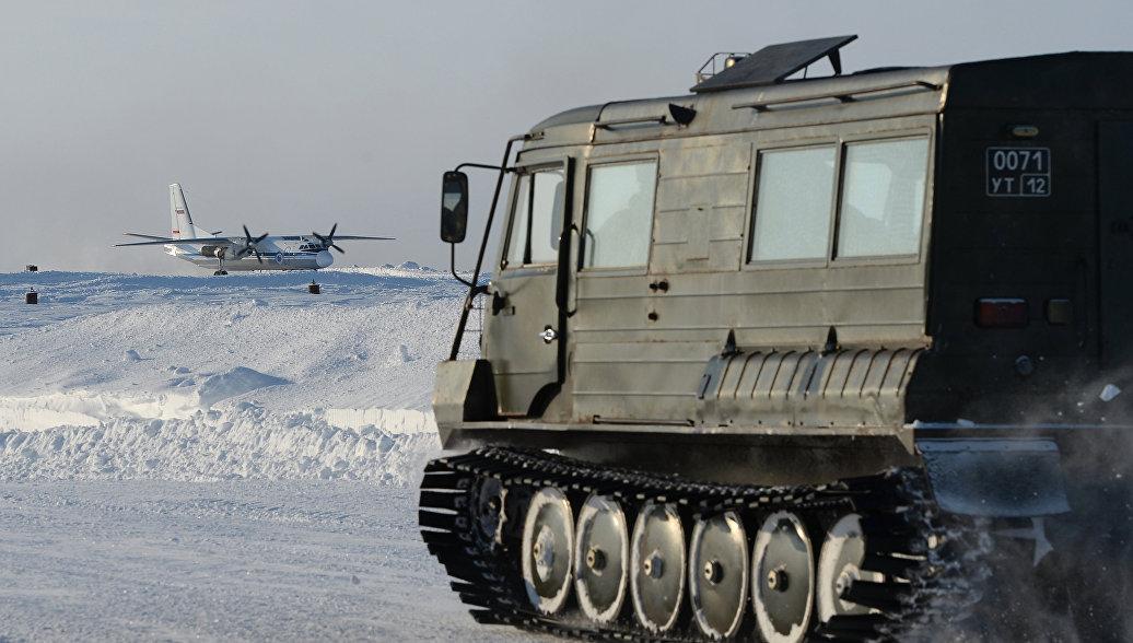 Минобороны сообщает о начале испытания военной техники в Арктике