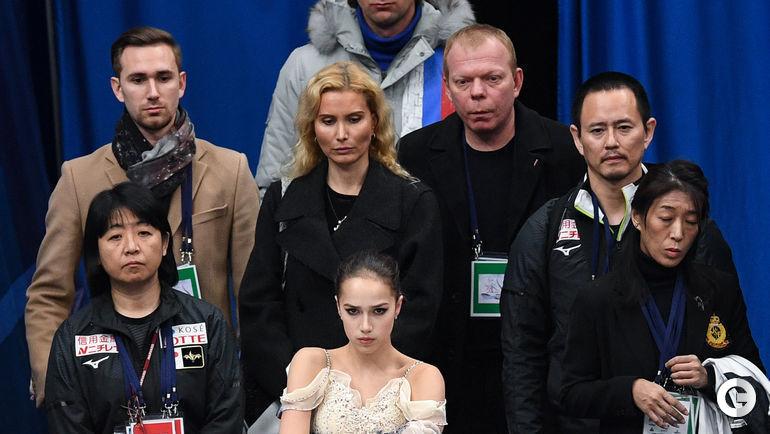 Алина Ильназовна Загитова-2 | Олимпийская чемпионка - Страница 6 Image608592_1c039656472c1067ef5c500eb4785b25