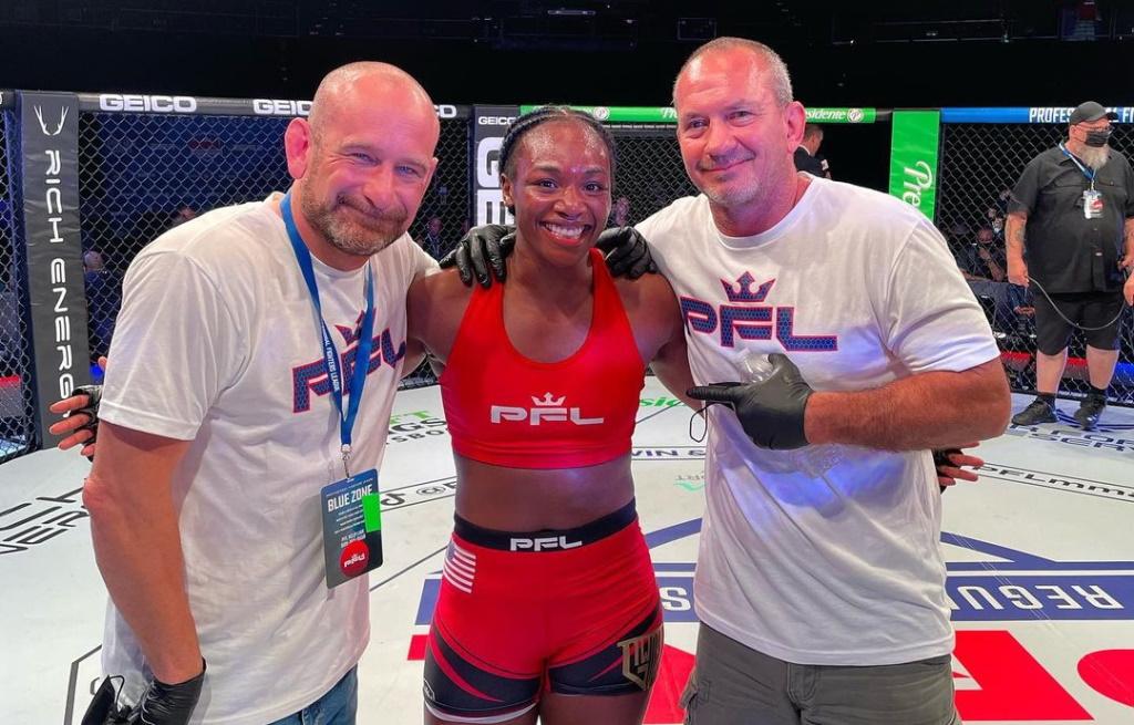 Двукратная олимпийская чемпионка по боксу дебютировала в ММА. Как это было
