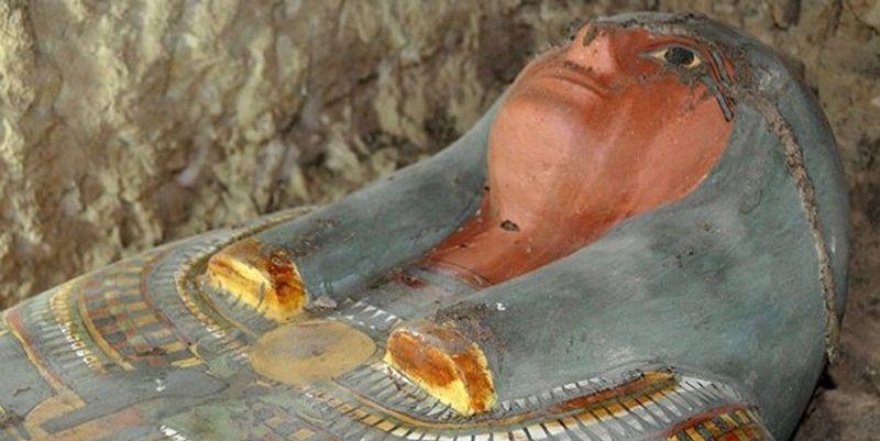 ВКиево-Печерской лавре обнаружили древнеегипетскую мумию