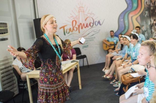 Очередной грант получила представительница Рязанской области наобразовательном консилиуме «Таврида»
